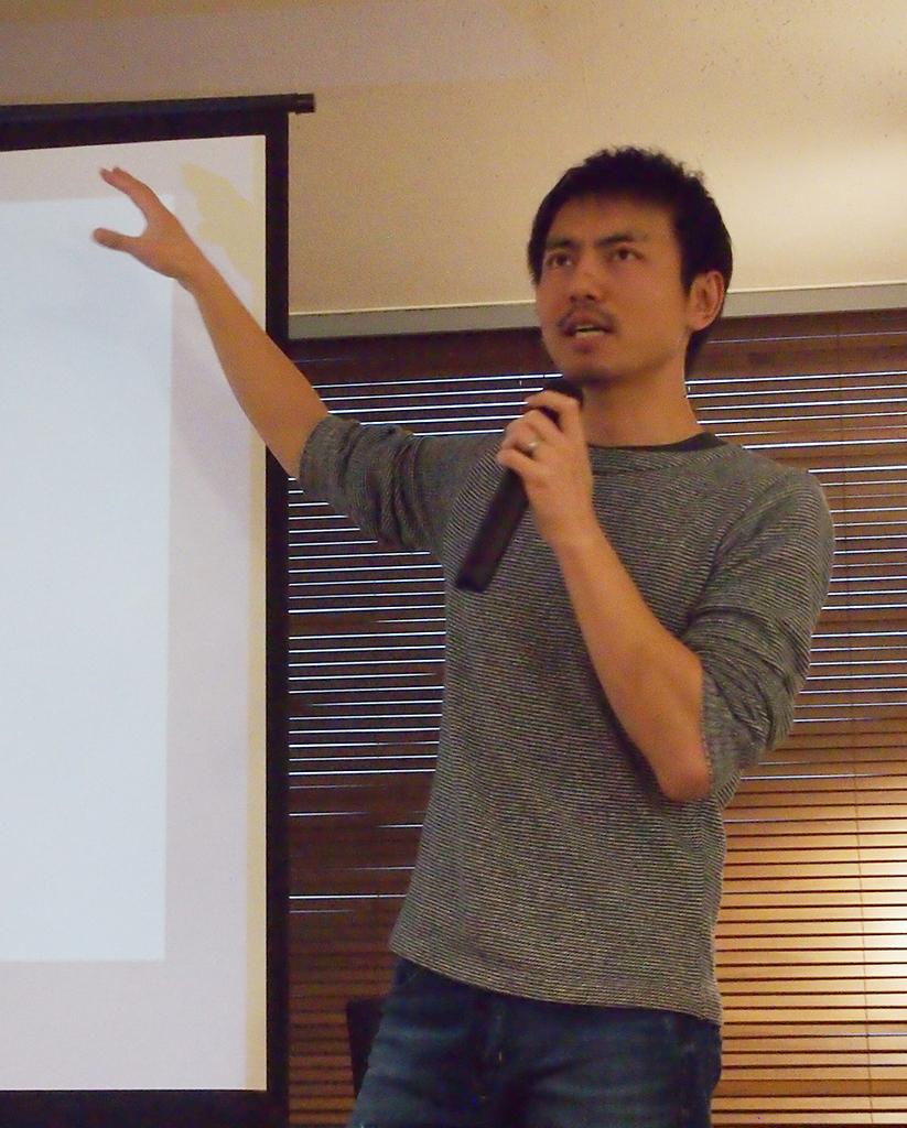 株式会社アペルザCTO 塩谷将史さん