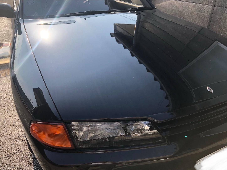 シリコーン洗車