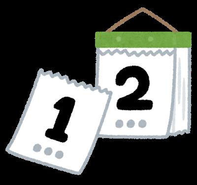 javaでカレンダーを使う