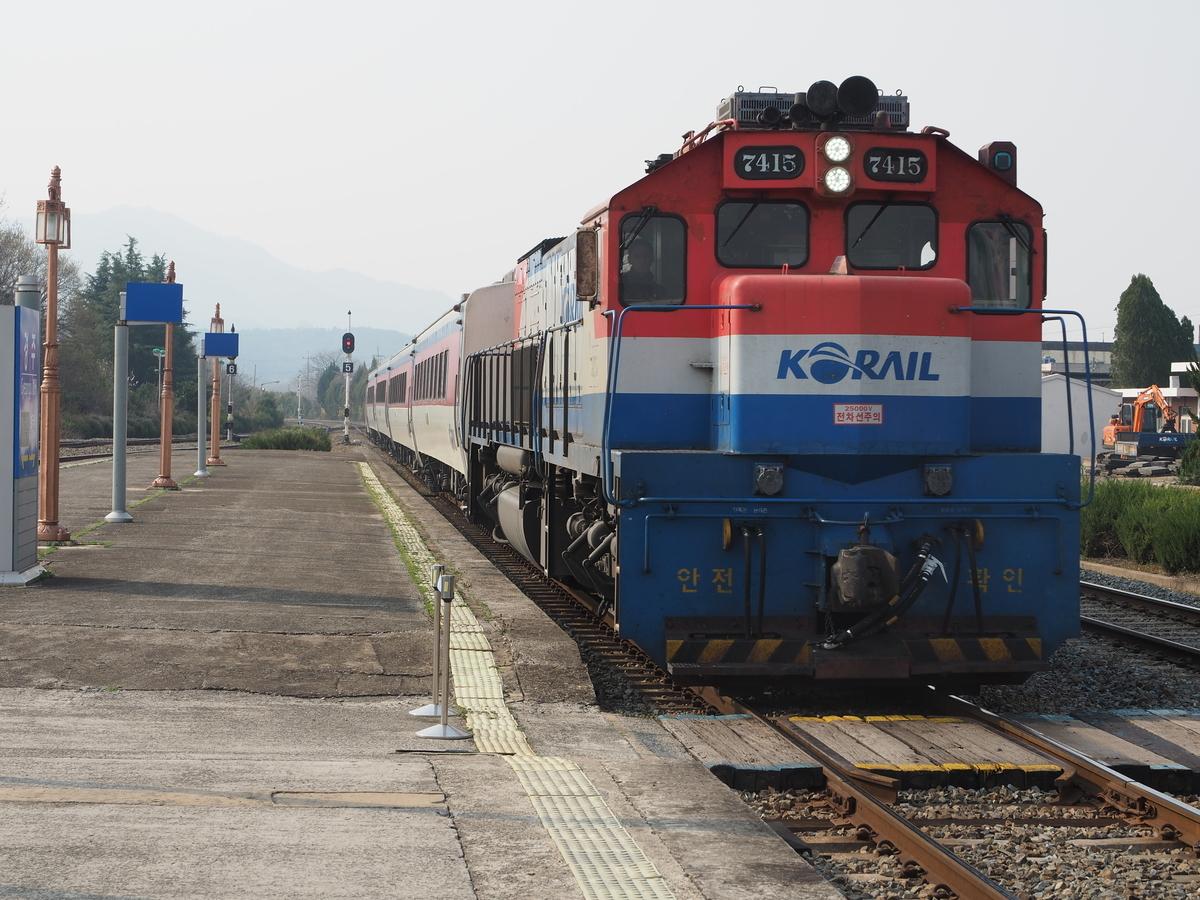 韓国鉄道旅行の魅力について