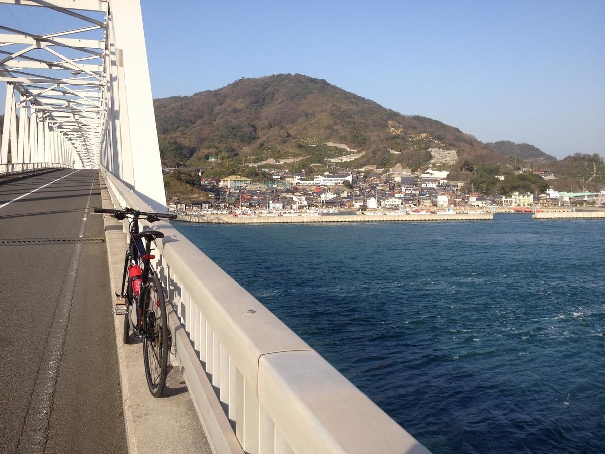 海道 サイクリング しま とび