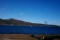 山中湖は雪なしピーカン!