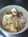 豆腐と長ねぎがやたらとマッチング