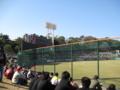 野球のある午後