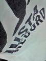 JUSTA RECORD T-shirt