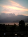[ウインドサーフィン] 本栖湖帰りの河口湖帰りの河口湖