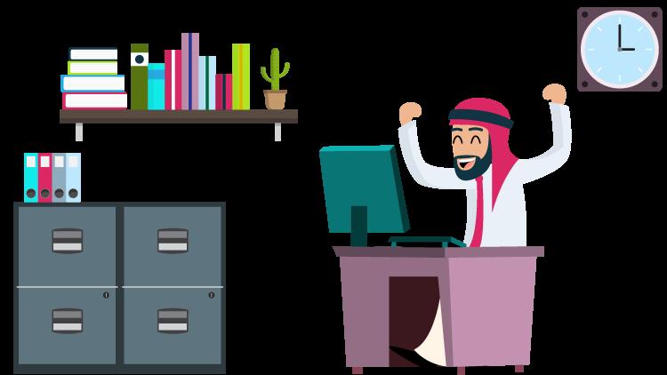 arabic translation office