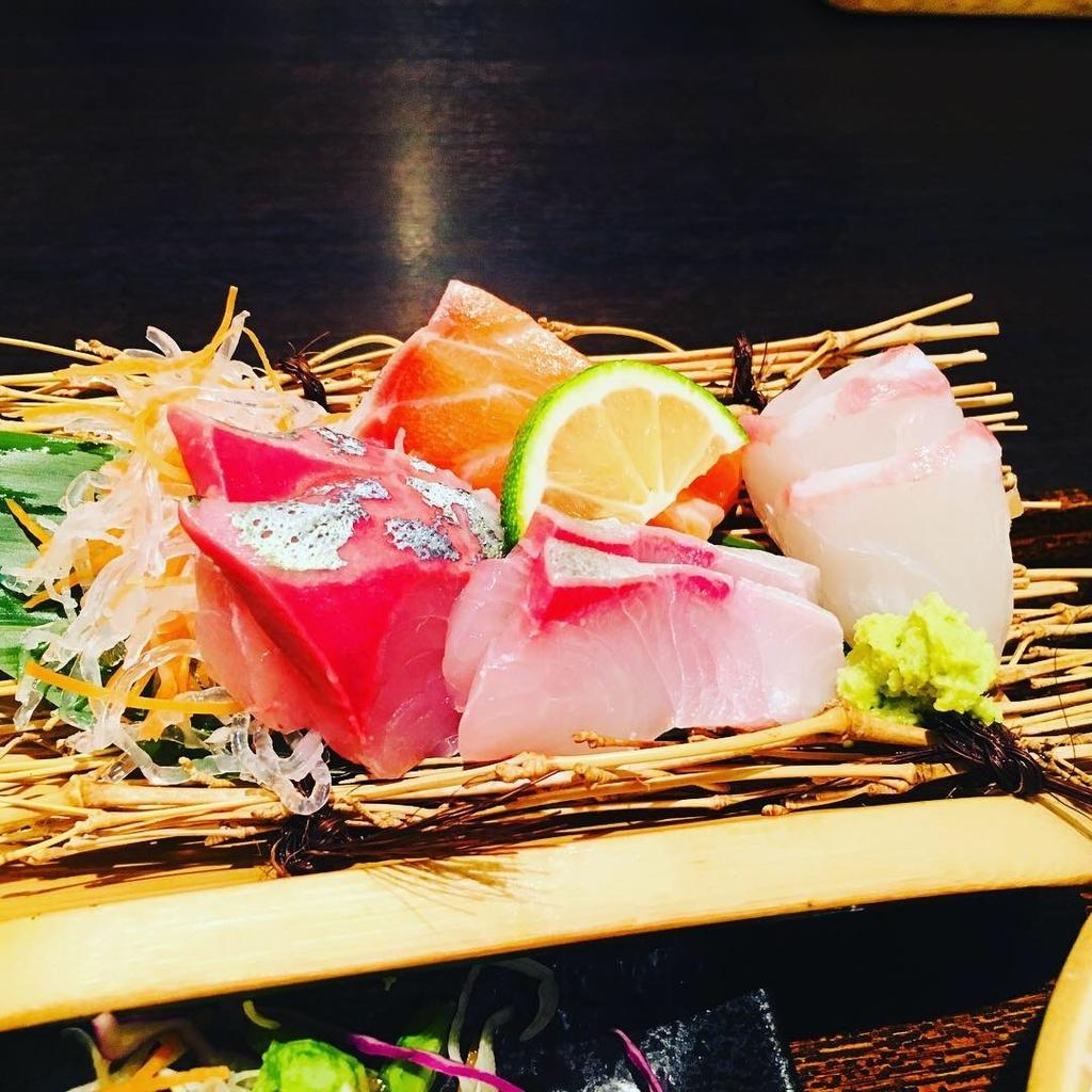 豊後水道鮮魚盛 「豊の国味わい尽くし御膳」新鮮な大分のお刺身♪