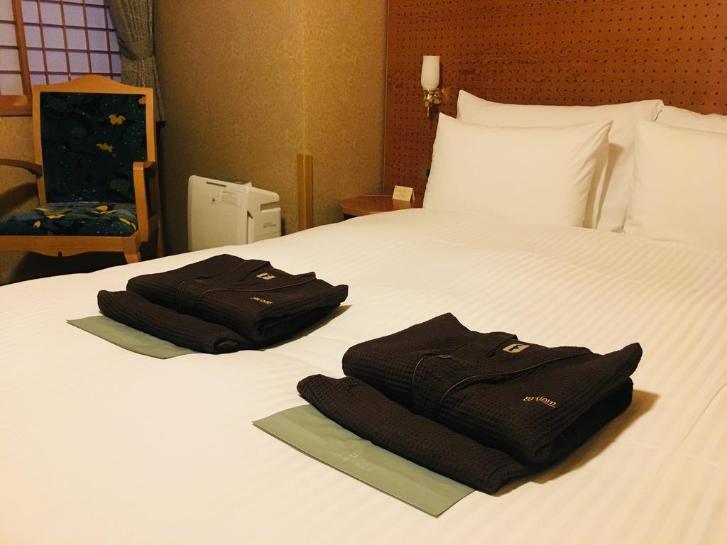 JR九州ブラッサム大分の部屋着の写真