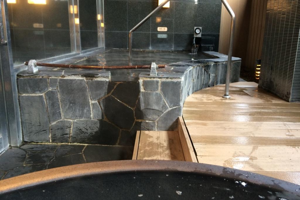 アパホテル東京潮見駅前の大浴場・露天風呂