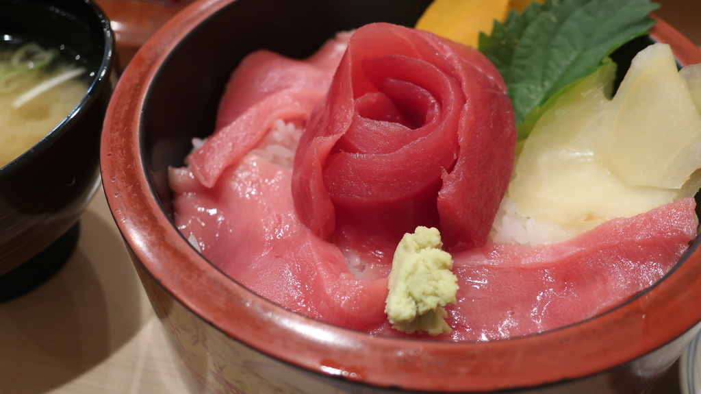 豊洲市場  磯寿司