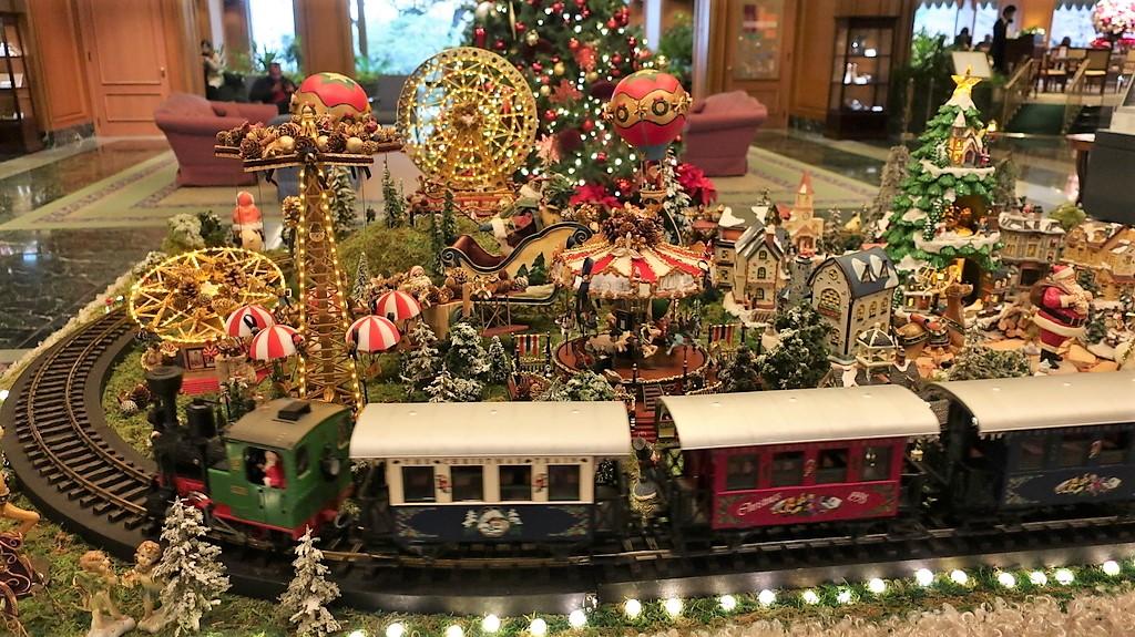 椿山荘 クリスマス