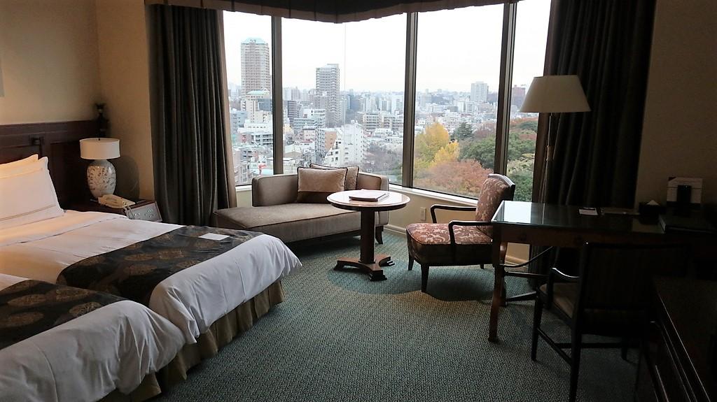 椿山荘 部屋