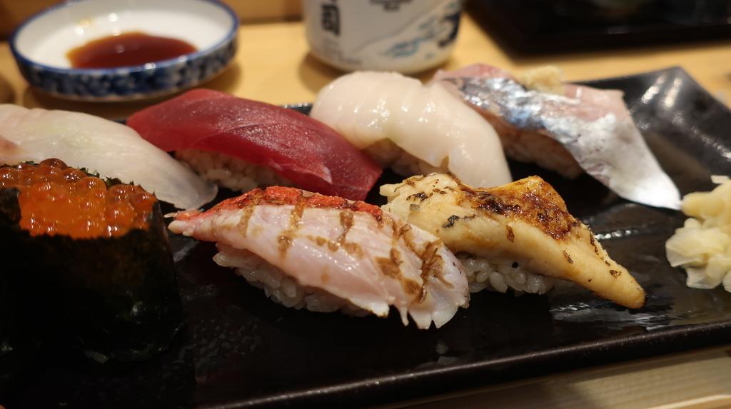 神楽寿司  豊洲市場