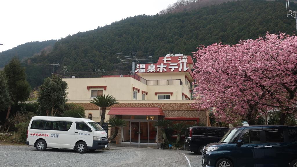 伊豆河津 七滝温泉ホテル