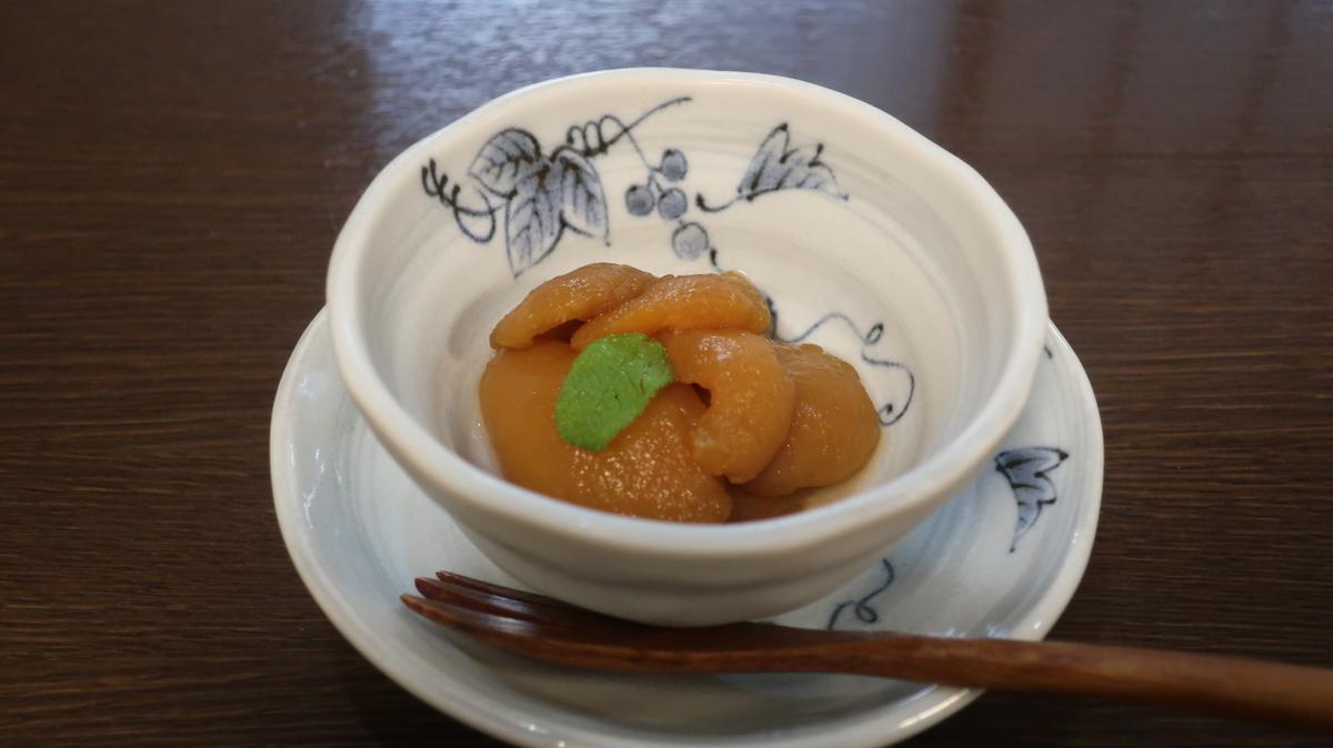 神代の湯  デザート