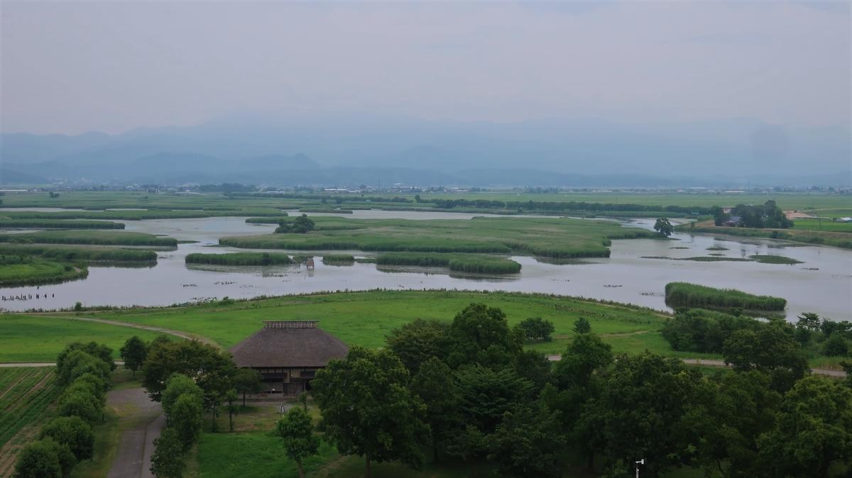 ビュー福島潟