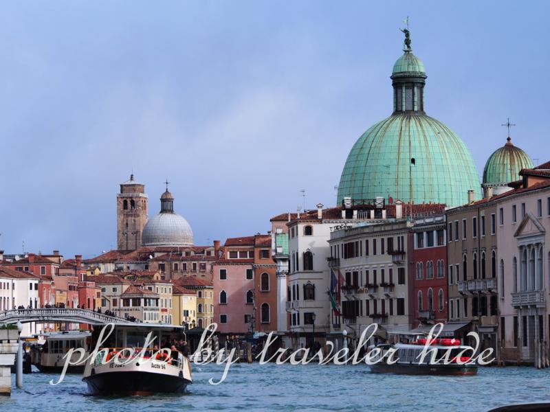 ヴェネツィアの聖堂