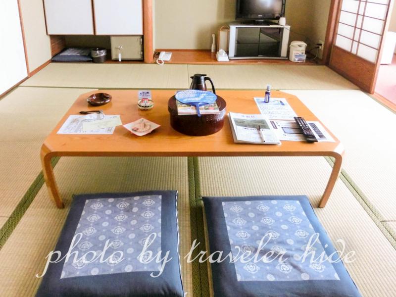 休暇村大久野島の客室