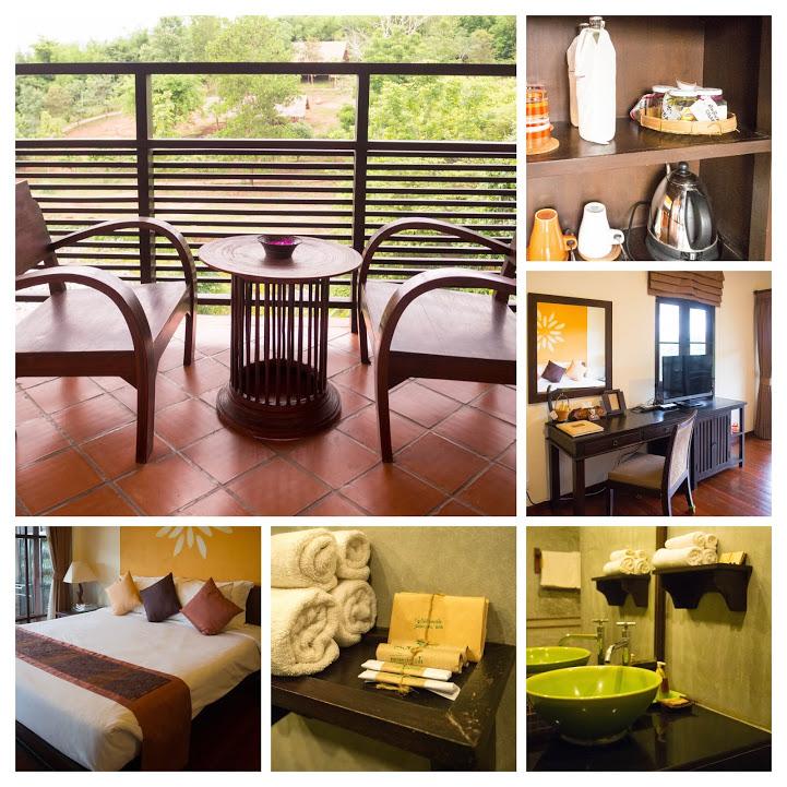 プーナーカムリゾート(PhuNaCome Resort)の客室