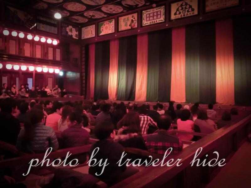 山鹿風情物語で灯籠踊りが披露される八千代座