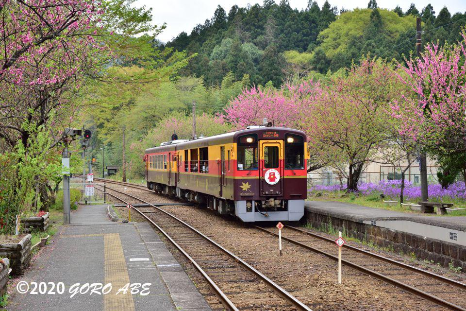 わたらせ渓谷鉄道 神戸駅