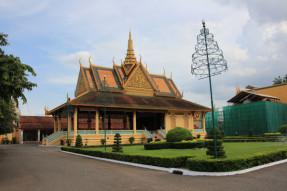 シルバーパゴダ(Silver Pagoda)・カンボジア王宮(The Royal Palace)