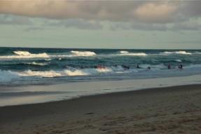 キッズのサーフィン教室
