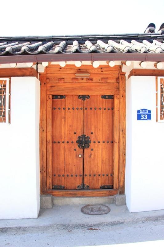 北村韓屋村(ブッチョンハノクマウル)