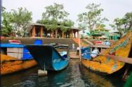 フォンニャ=ケバン国立公園へ行くボート
