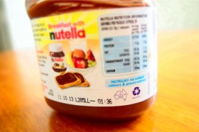 AUSTRALIAN MADE (Nutella)