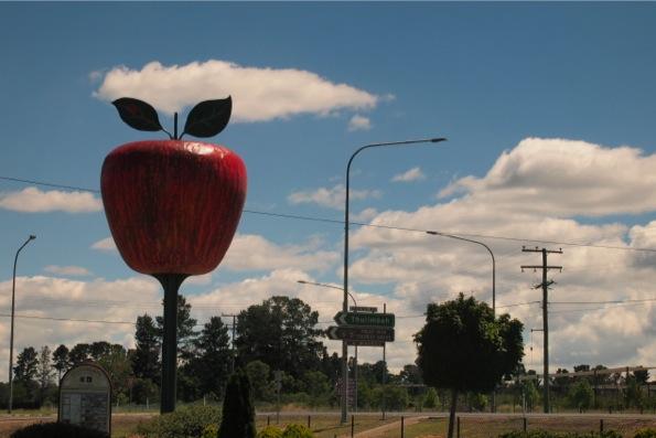 スタンソープのビッグアップル