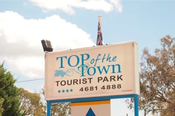 スタンソープの宿泊所Top of the Town(トップオブザタウン)