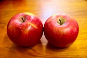 オーストラリアのりんご