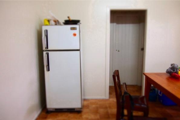 どんどん使える範囲が狭くなる冷凍庫
