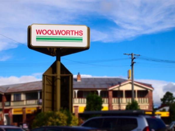 Woolworths(ウールワース)
