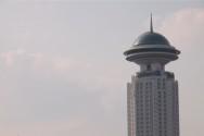 上海のビル