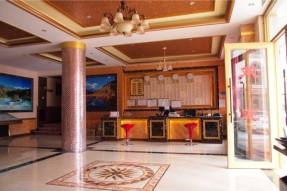 川主寺のホテル(九寨金景大酒店 Jiuzhai Jin Jing Hotel)