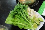 ベトナムの野菜や香菜