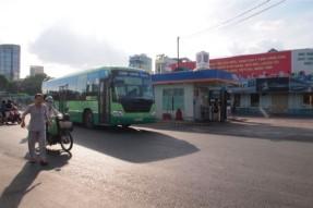バスの終点