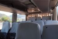 ホーチミンからフエ行きのバス