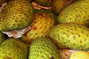 カンボジアのフルーツ