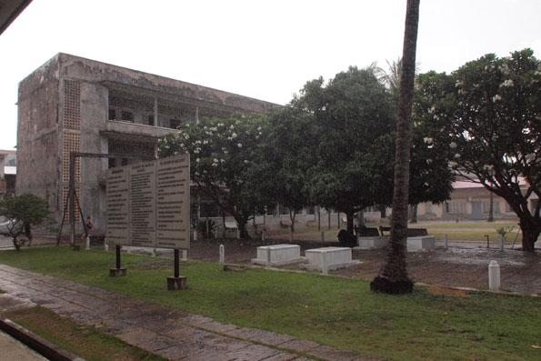 S21トゥール・スレン虐殺犯罪博物館