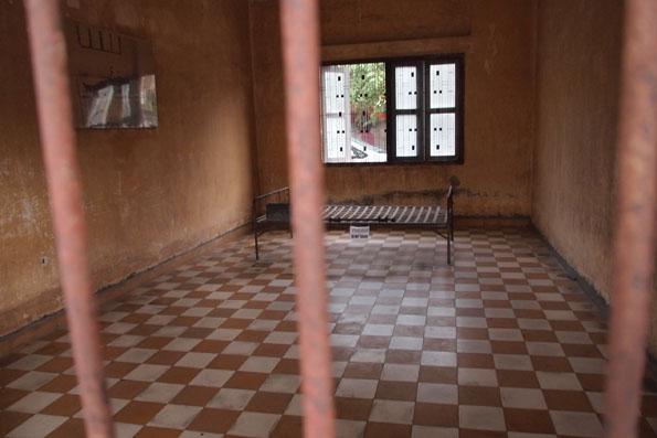 ポルポト・トゥールスレン虐殺博物館