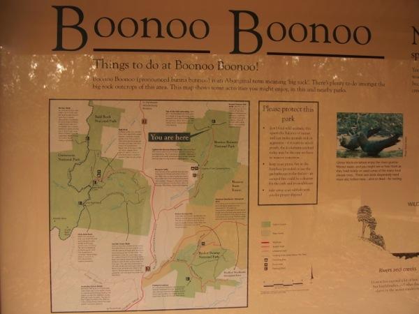 Boonoo Boonoo National Park