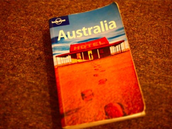 オーストラリアのガイドブック