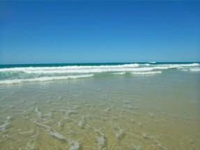 サンシャインコーストのビーチ
