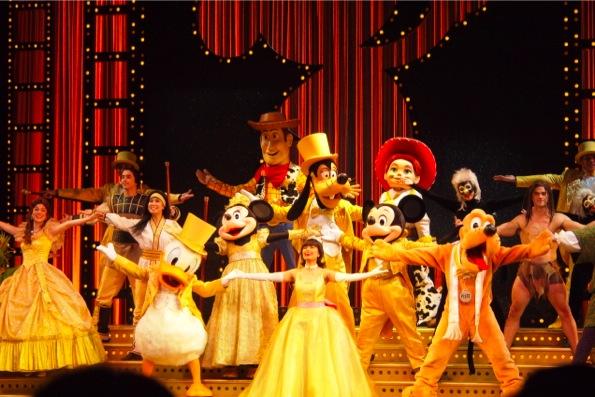 ザ・ゴールデン・ミッキーズ(The Golden Mickeys)