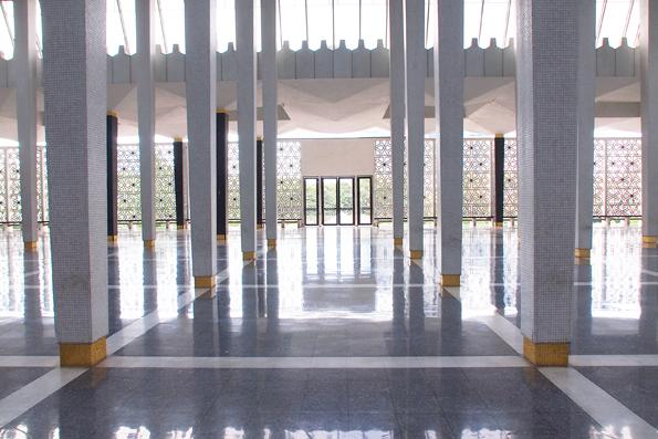マレーシア国立モスク・マスジッドネガラ
