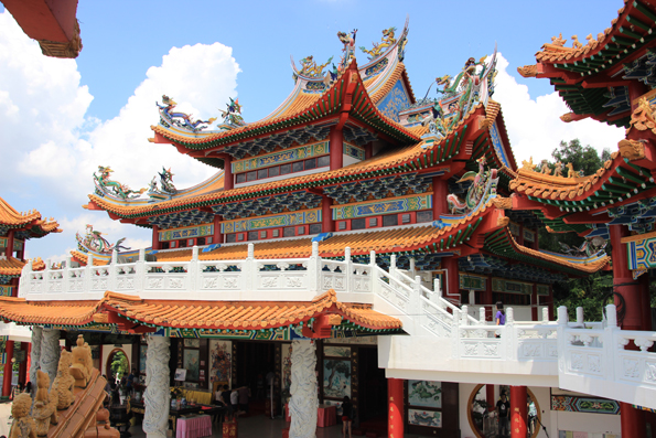 天后宮(Thean Hou Temple)